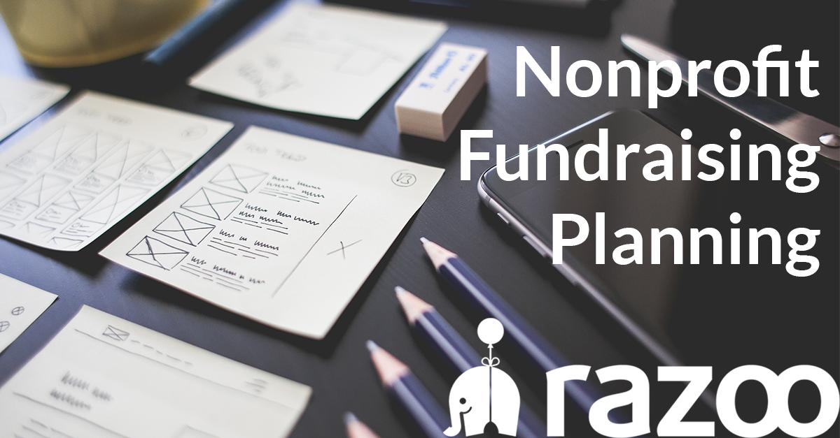 Nonprofit Fundraising Planning on Razoo