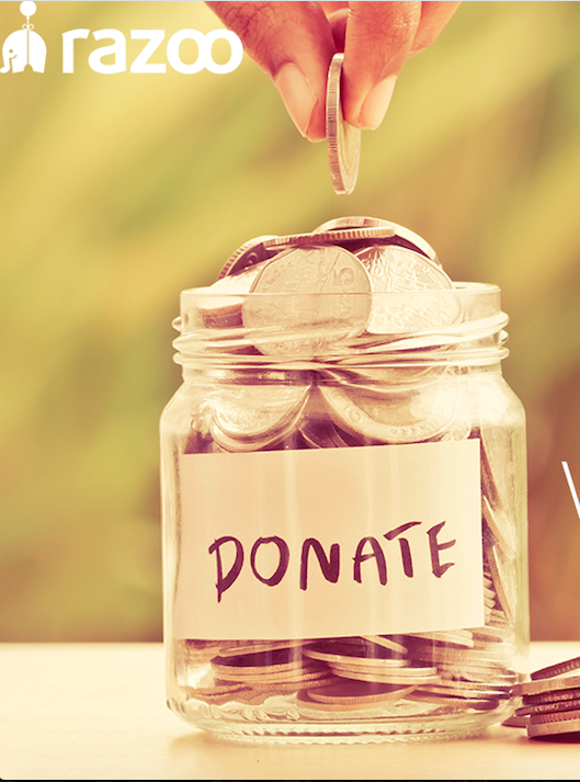 Donors donate money for donor acquisition