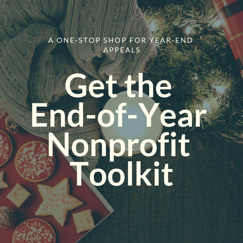"image with text overlay that says ""get the end-of-year nonprofit toolkit"""