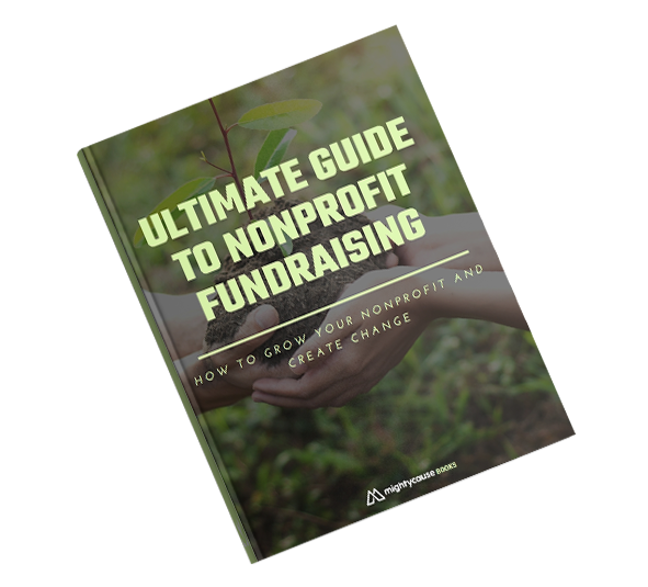 cover of nonprofit fundraising guide