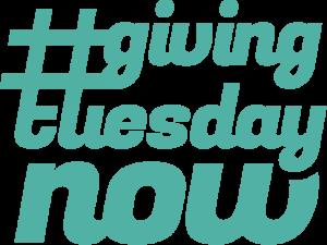 spring fundraiser - giving tuesday now logo