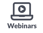 fundraising resources: webinars icon