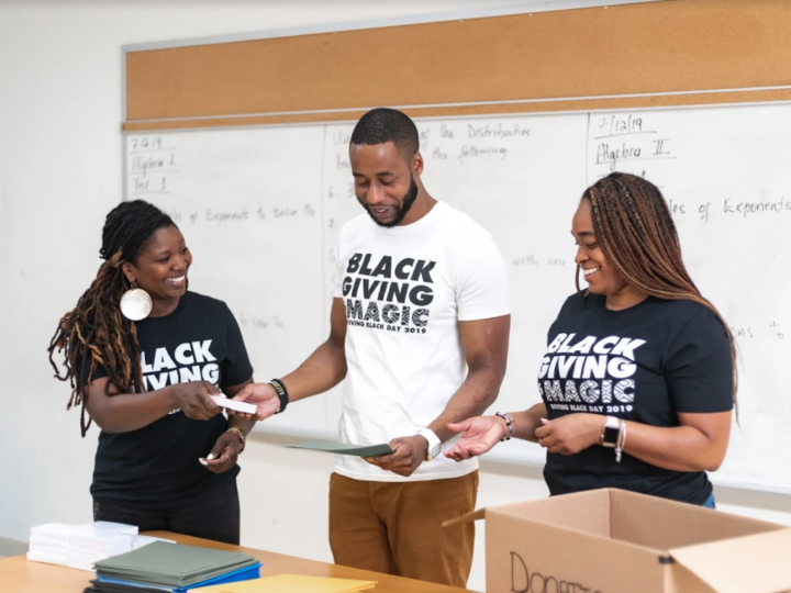 black philanthropy: give 8/28 featured image
