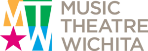 music theater wichita logo