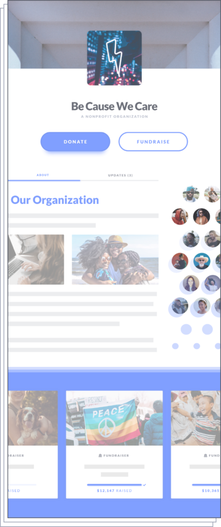 mightycause organization profile
