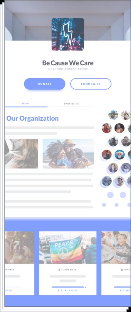 mightycause organization profile