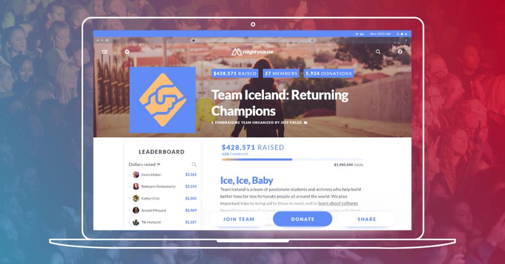 team screenshot