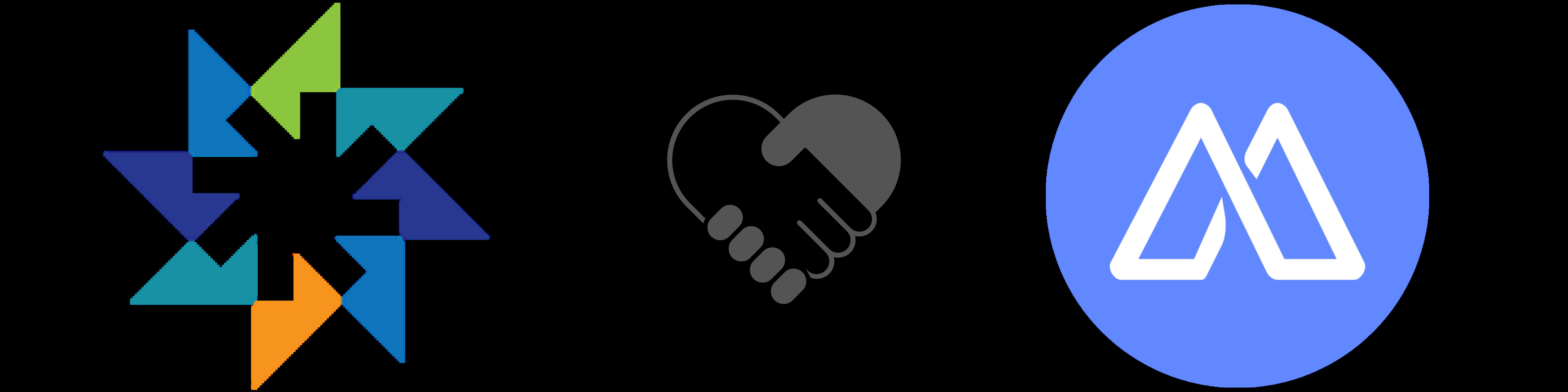 sacramento big day of giving: logos and handshake